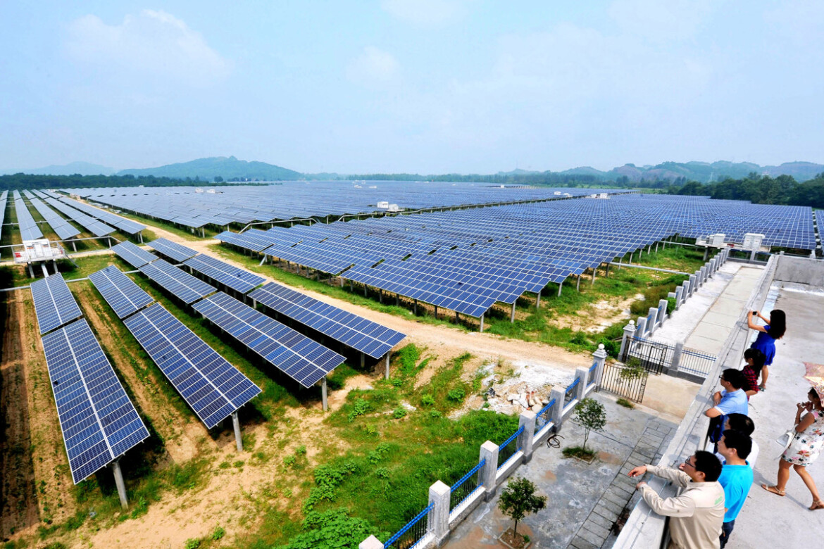 Solar energy push relies on region in China linked to Uyghur genocide