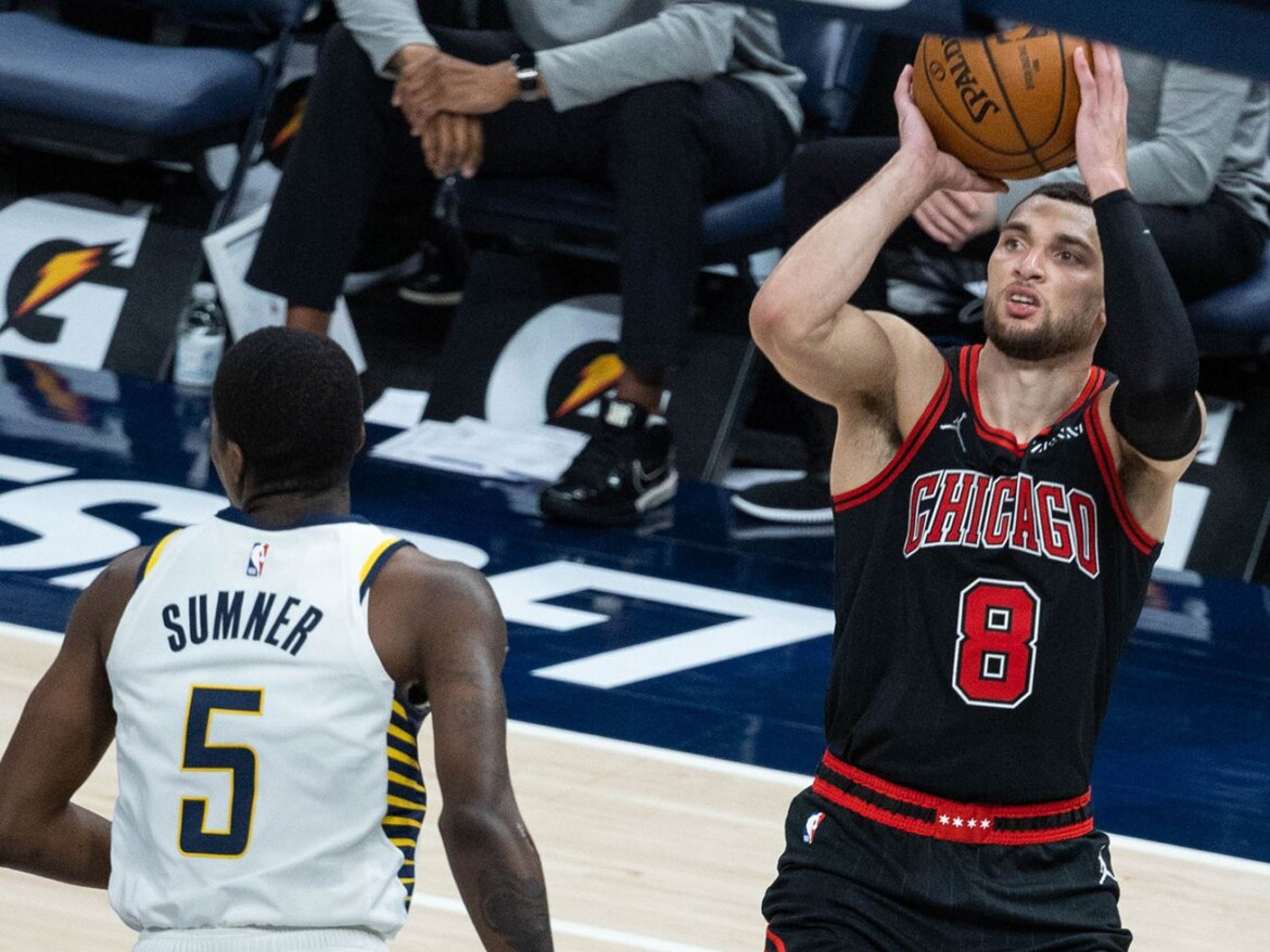 The give and take of guard Zach LaVine with the new-look Bulls