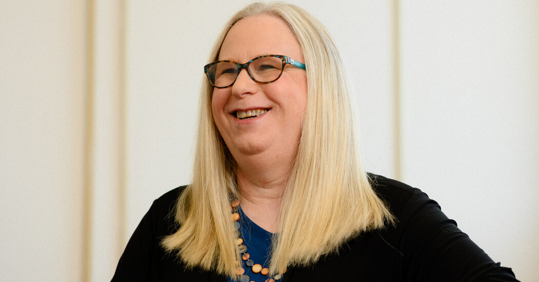'This Is Politics': Dr. Rachel Levine's Rise as Transgender Issues Gain Prominence.