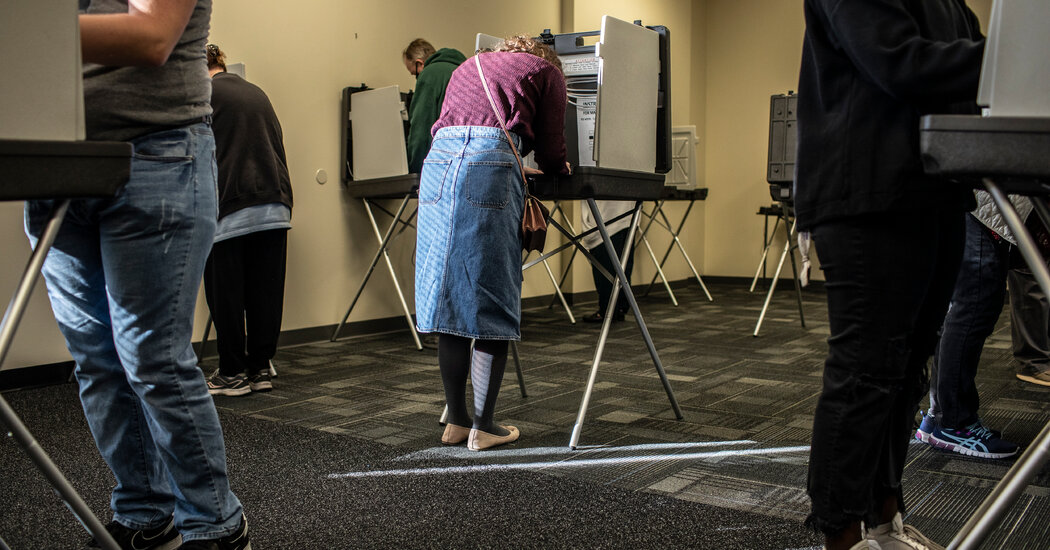 Constitutional Challenges Loom Over Proposed Voting Bill