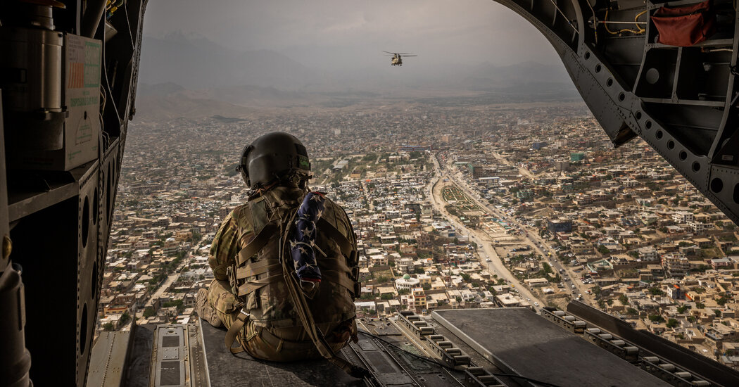 Pentagon Struggles to Wean Afghan Military Off American Air Support