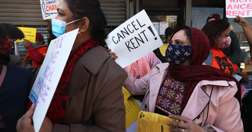 Biden Administration Moves to Speed Aid to Renters