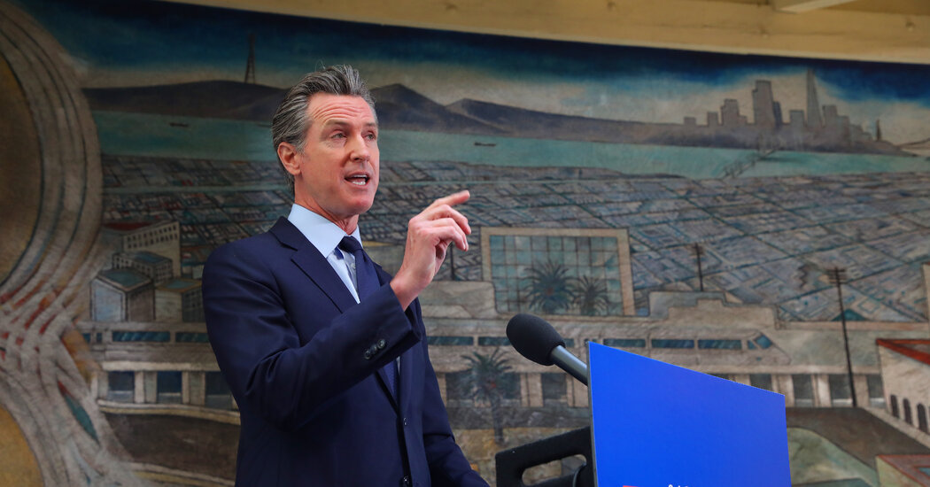 Newsom's Plan: California's Middle-Class Taxpayers Could Get a Rebate Under Proposal