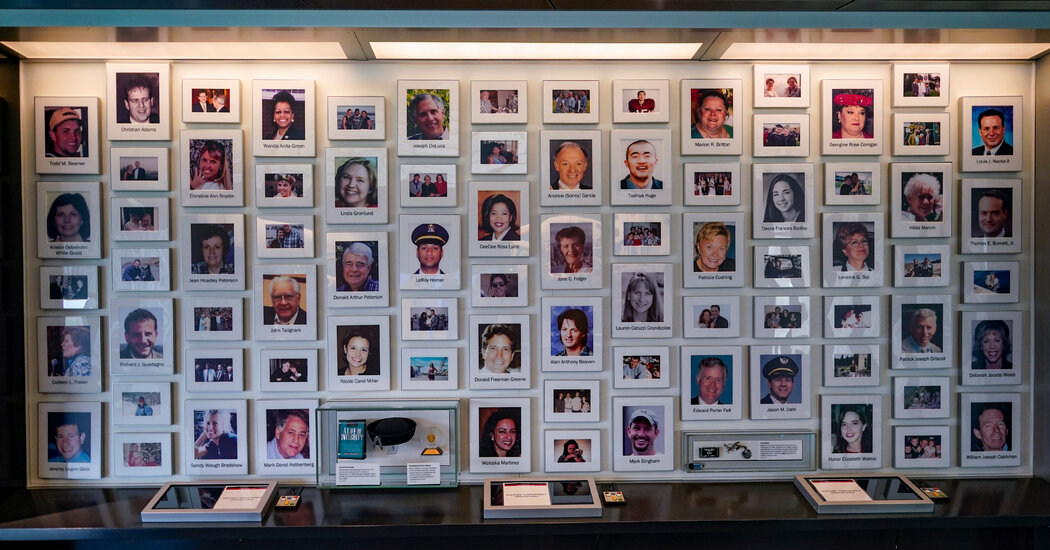 Keeping the Memory of 9/11 Alive at the Site Where Flight 93 Went Down