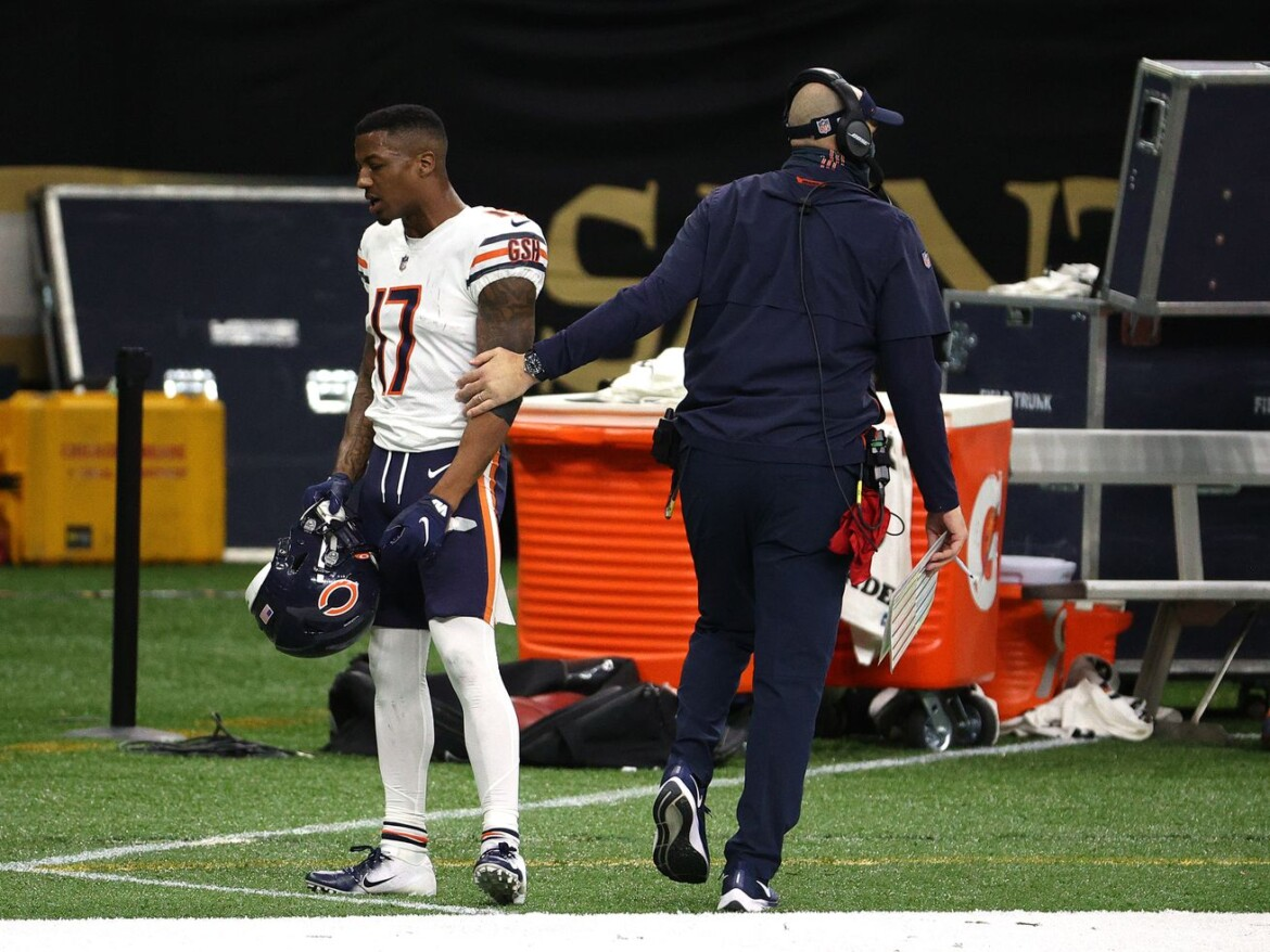 Bears will believe Anthony Miller's maturity when they see it in action