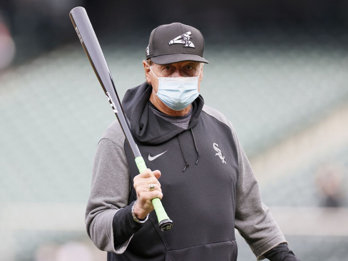White Sox manager Tony La Russa isn't going to temper his words forever