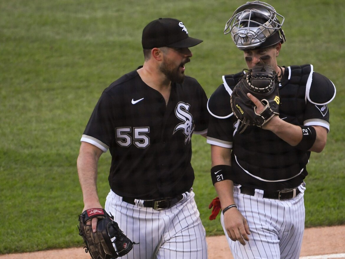 Zack Collins settling in as valuable No. 2 catcher for White Sox