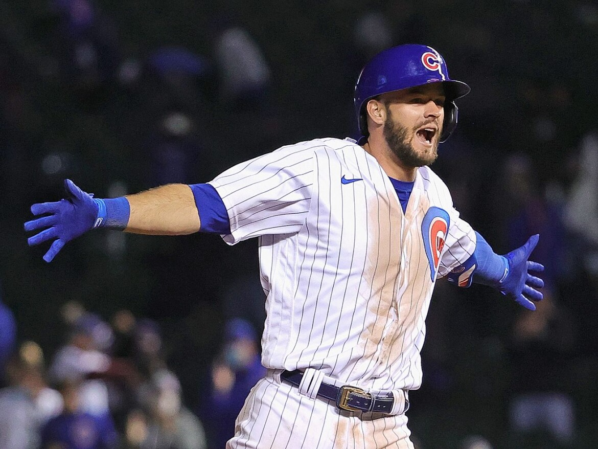 How sweep it is! Cubs take doubleheader from Dodgers
