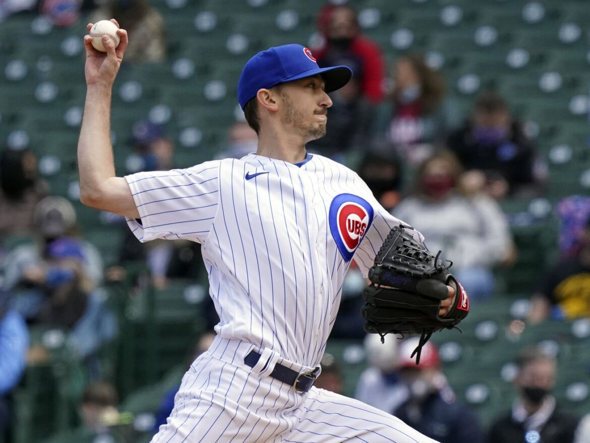 With Kimbrel out and bullpen 'thin,' Davies goes long as Cubs hang on to beat Pirates 3-2