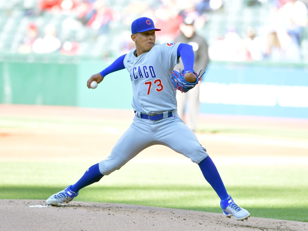 Adbert Alzolay tosses six strong innings, but homers bite him in Cubs loss to the Indians