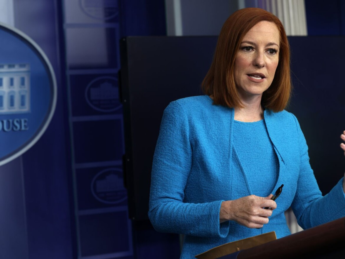 Jen Psaki on Rahm Emanuel being tapped for Japan ambassador: 'I know there's a lot of interest in this'