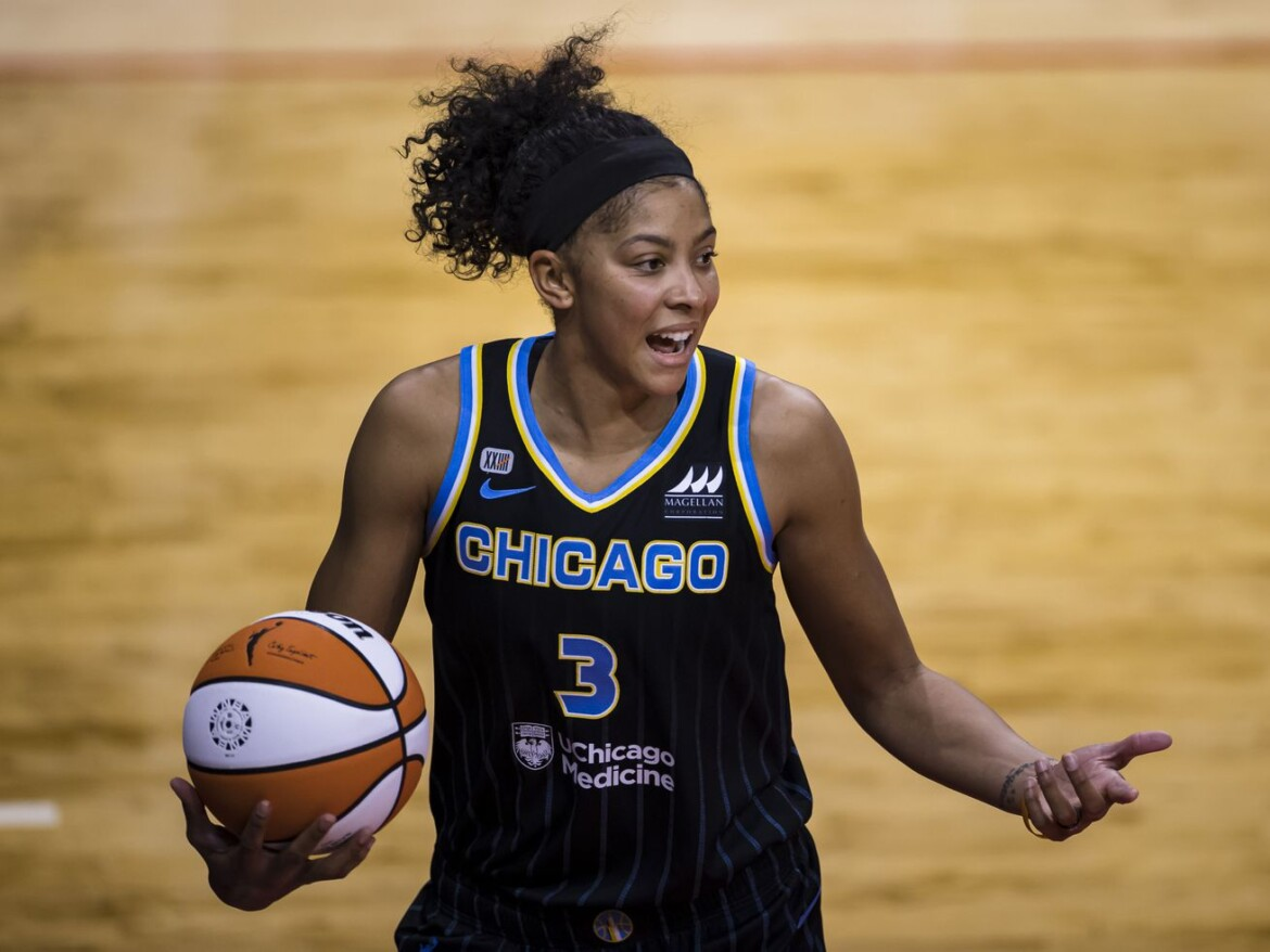 Candace Parker will not play in Sky home opener