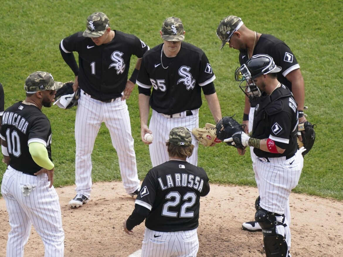 White Sox like a band of brothers