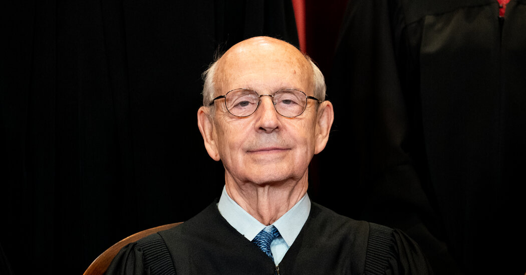 Breyer Worries Retiring Could Add to Polarization. Would It?