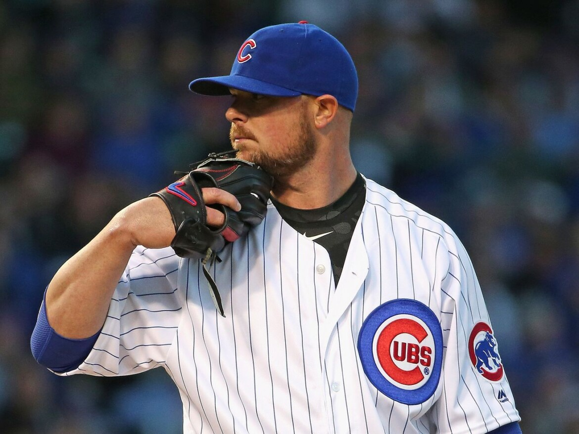 Former Cubs' ace Jon Lester ready to make his return to Wrigley Field