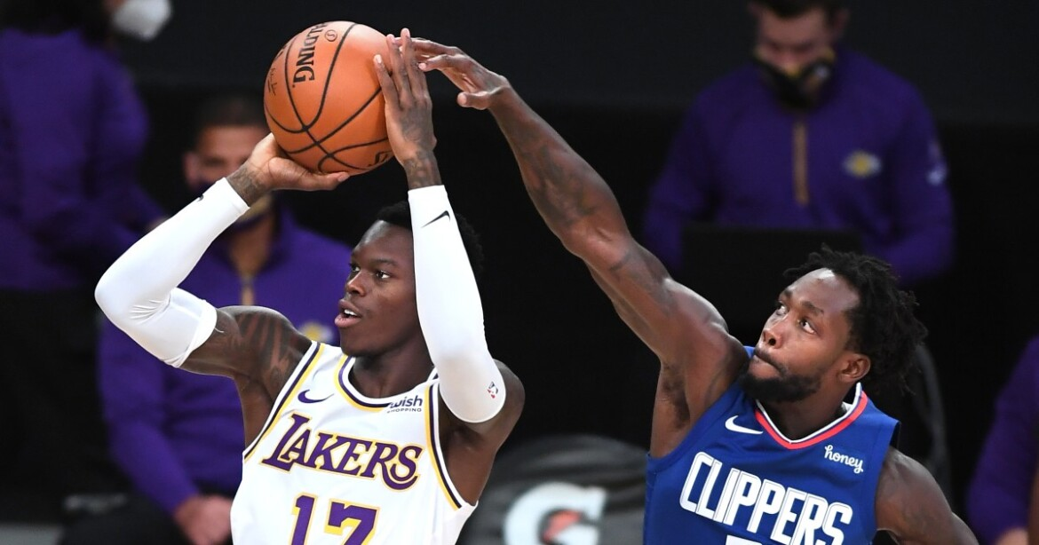 Patrick Beverly's return makes Clippers hopeful heading into Lakers game