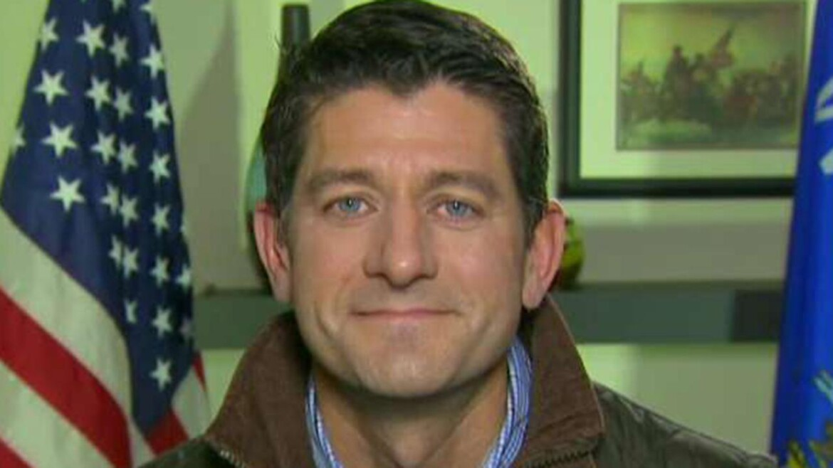 Paul Ryan says 'staying faithful' to 'conservative principles' ticket to GOP resurgence
