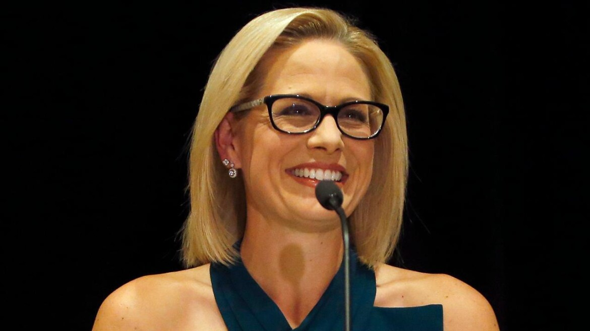 Arizona's Sinema says 'not enough being done' by federal government at border