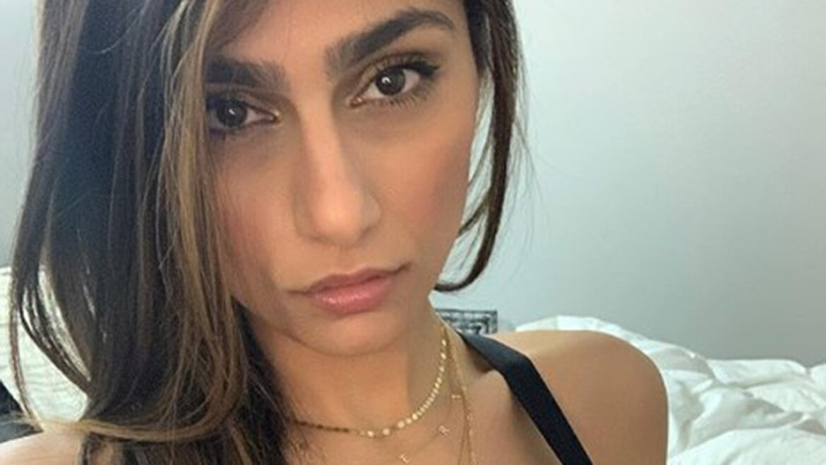 Ex-porn star Mia Khalifa's Israel bashing continues: 'My wine is older than your apartheid state'