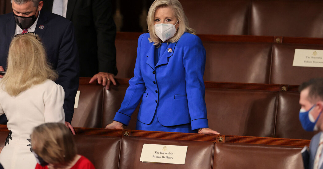 The Truth Is About to Set Liz Cheney Free