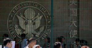 'Are You Like This Doggy?' U.S. Embassy Asked Chinese Students. It Backfired.