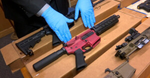 Justice Dept. Proposes Rule to Crack Down on 'Ghost Guns'