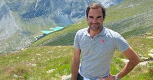Roger Federer on His New Gig: Swiss Tourism Spokesman