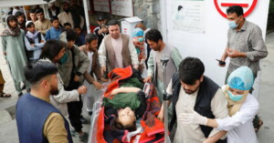 Bombing Outside School Kills at Least 20 in Afghanistan