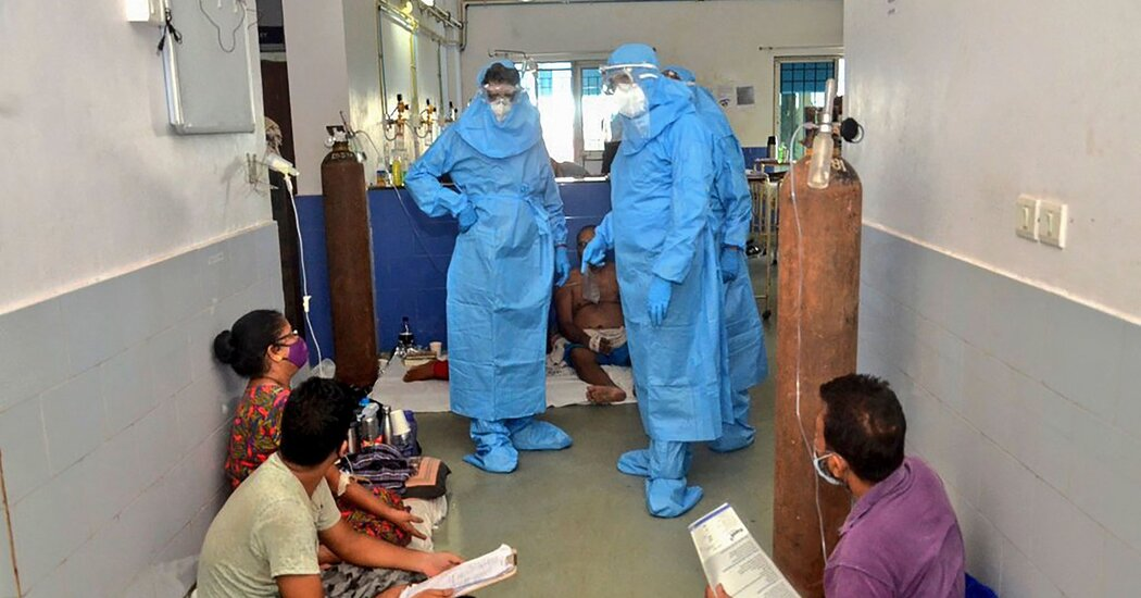 Goa, a Tourism Hotspot in India, Faces a Devastating Surge of Infections