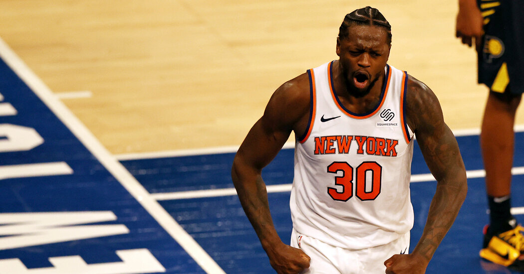 Brace Yourselves: The Knicks Are Going to the Playoffs