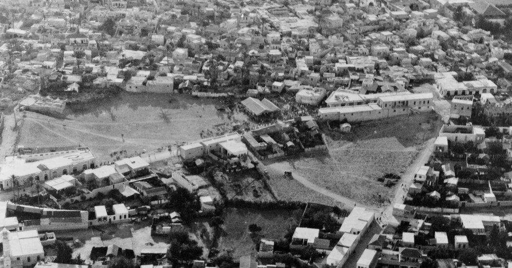 In Clash of Israeli Arabs and Jews, Ripples From 1948