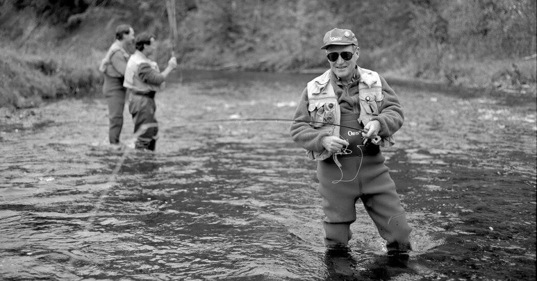 Leigh Perkins, Who Built Orvis Into a Lifestyle Brand, Dies at 93