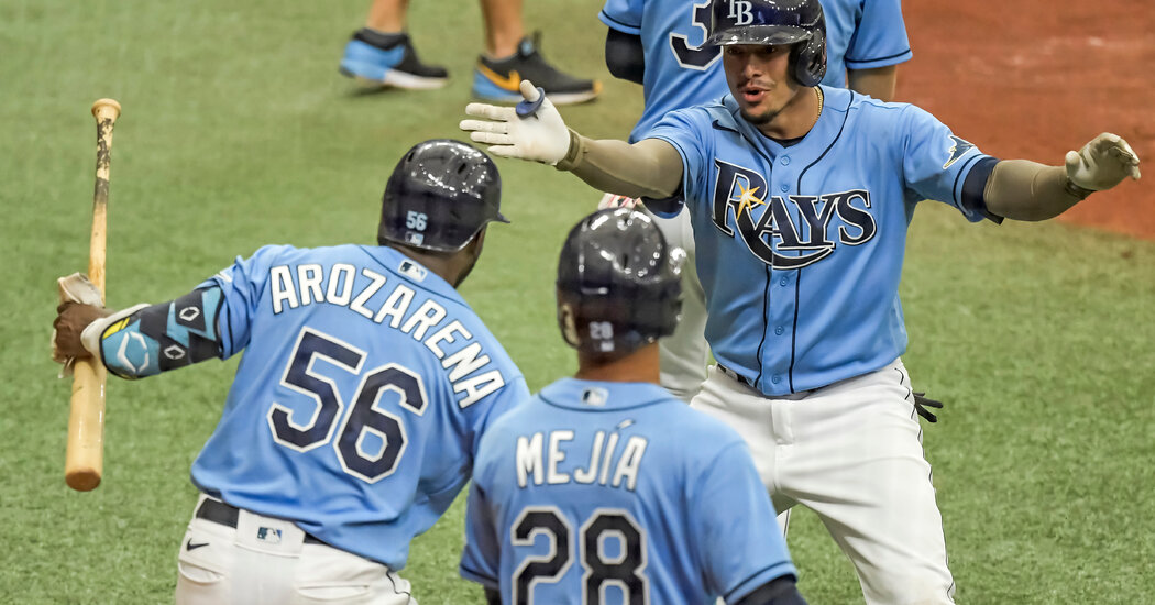 Rays Muscle Up Against Mets as Marcus Stroman Loses Again