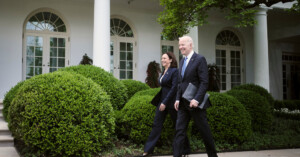 In Biden White House, the Celebrity Staff Is a Thing of the Past