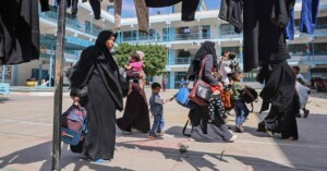 Hundreds of thousands in Gaza face shortages of clean water and medicine.