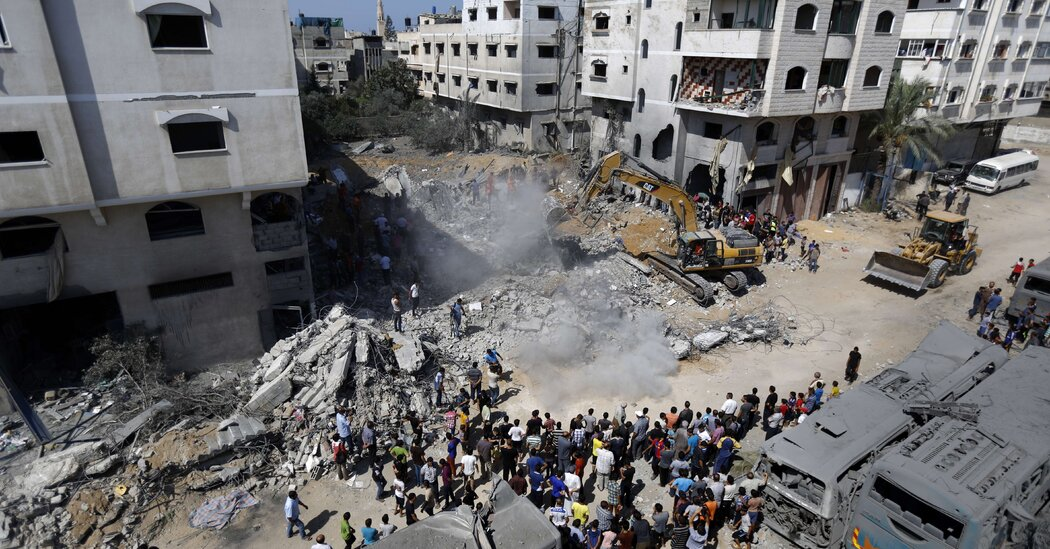 Israel Targets a Hamas Commander Who Escaped Death Many Times
