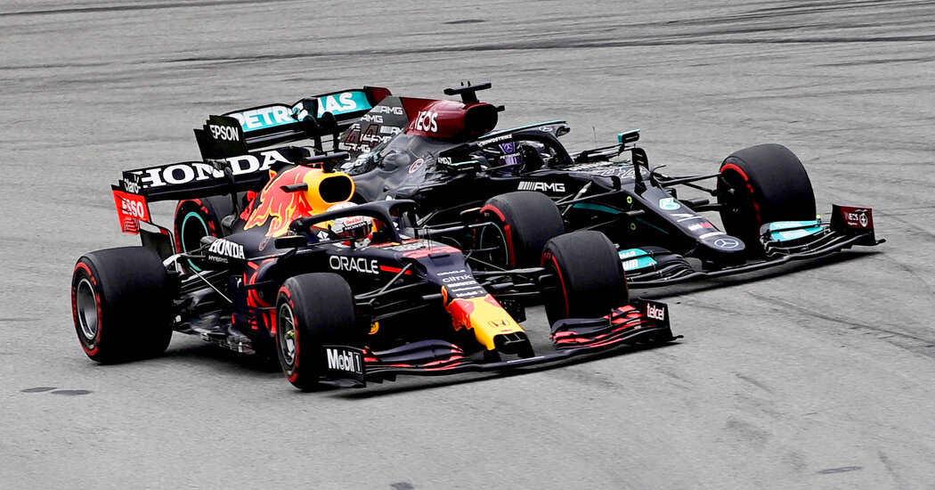 Red Bull Is Making a Race of Formula 1