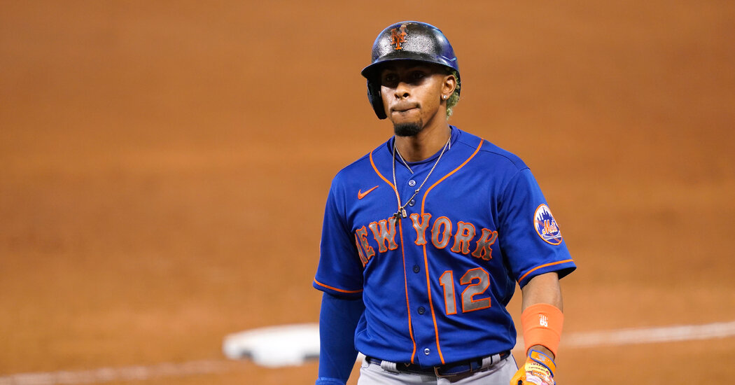With Loss, Injury-Riddled Mets Finish Road Trip 3-6