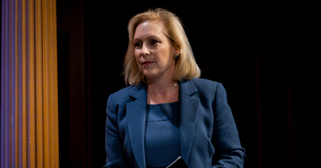 Gillibrand and Hawley Team Up on Military Sexual Assault Bill