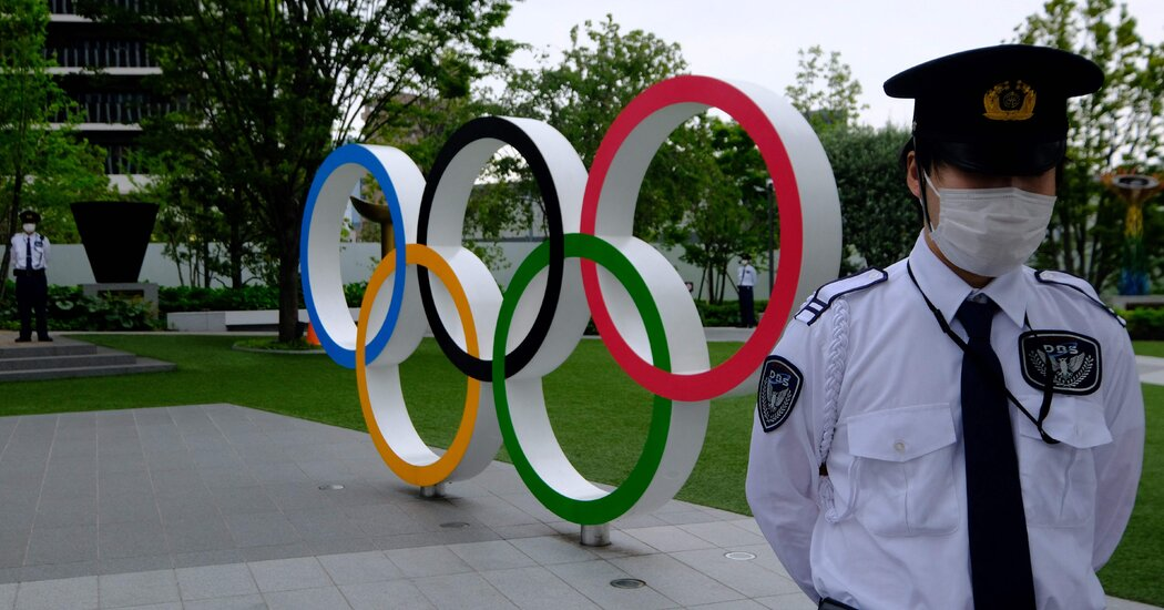 Are the Tokyo Olympics Safe? Health Experts Urge a Rethinking