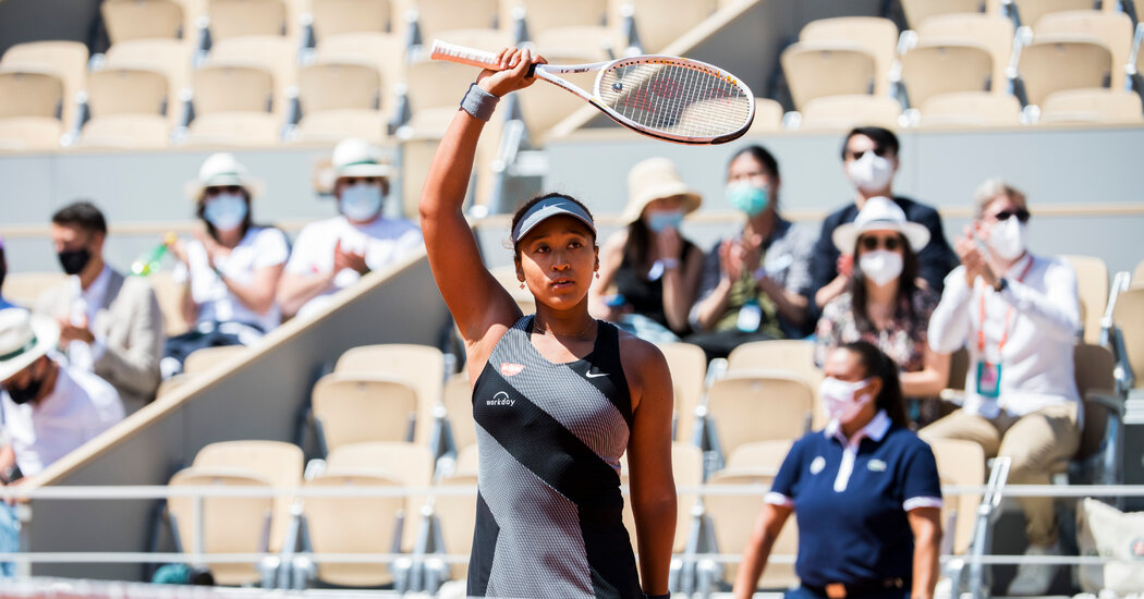 Assessing Osaka's Sad Departure From the French Open