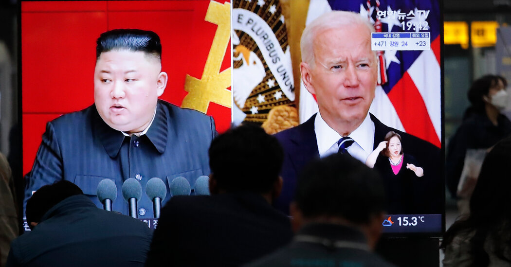 North Korea Warns Biden Against 'Hostile Policy'