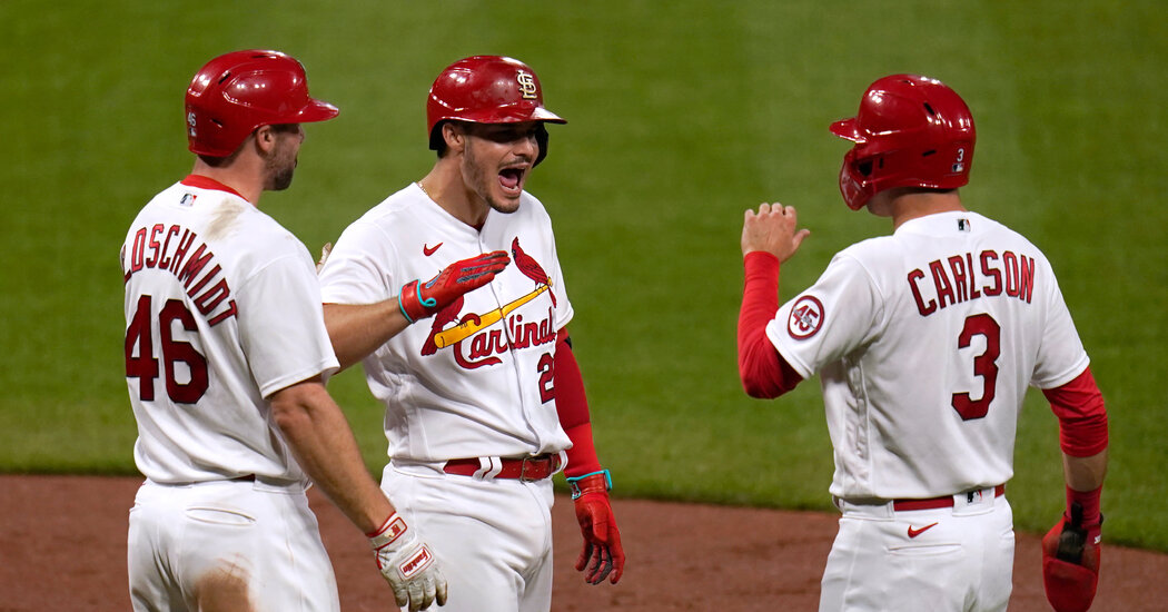 Wainwright and Cardinals Fight Through Deficit to Beat Mets