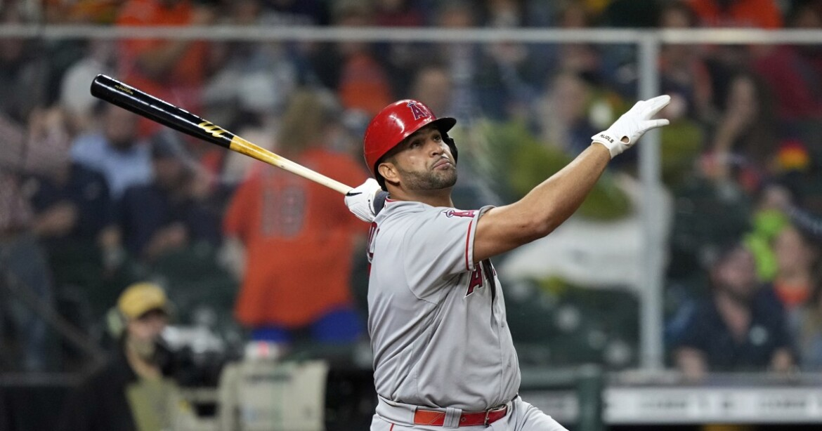 Statistically speaking, Albert Pujols could do a number of things to help Dodgers
