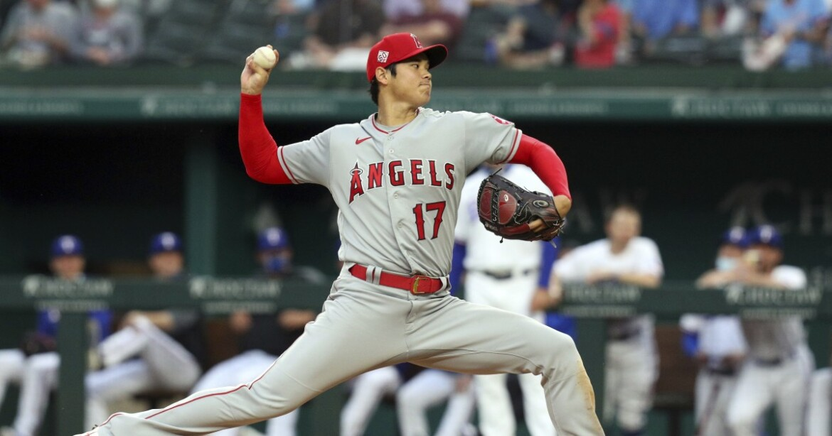 Angels' Shohei Ohtani will return to the mound Wednesday against the Rays