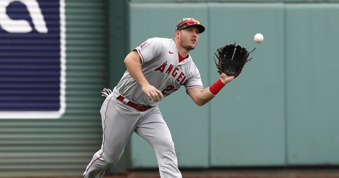 Mike Trout 'crushed' after going on injured list with strained right calf