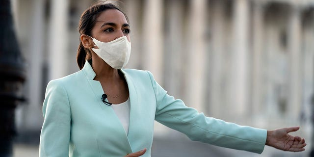 Pelosi condemns Marjorie Taylor Greene's 'verbal assault' on AOC, suggests ethics violation