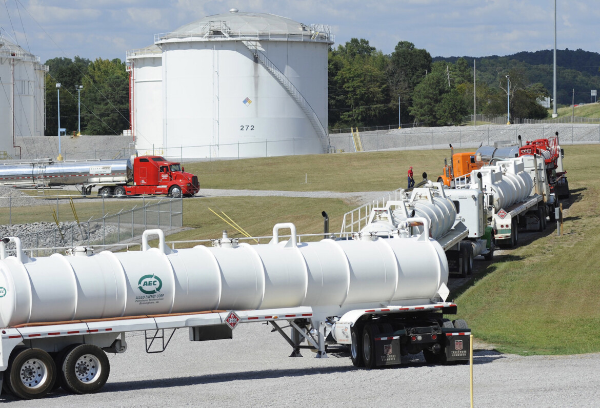 A Cyber Attack Shut Down US's Largest Fuel Pipeline Network