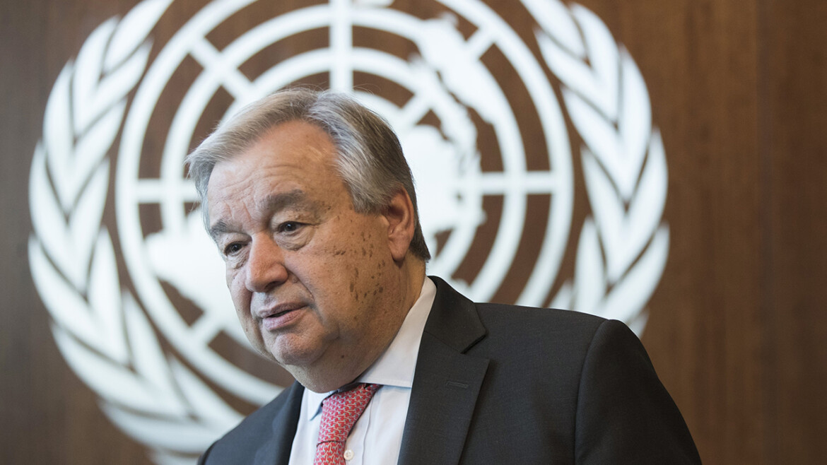 UN chief looks set for reelection as challengers face long odds