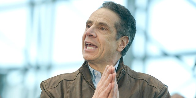 Scandal-ridden Cuomo again declares 'I did nothing wrong,' says he's not resigning